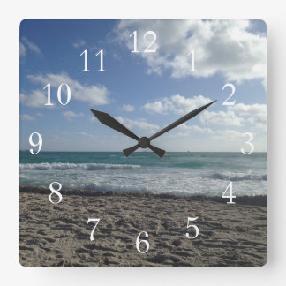 Reloj de Miami Beach