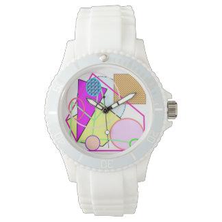 Reloj de moda deportivo del proyector