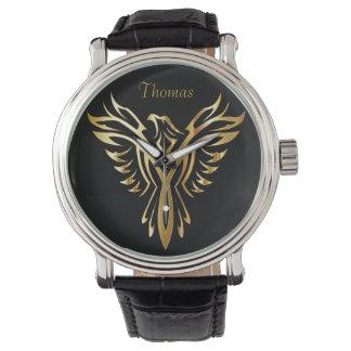 Reloj de oro de Phoenix