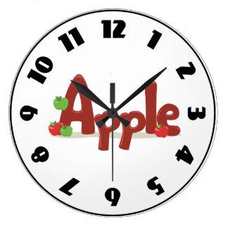 Reloj de palabras de Apple