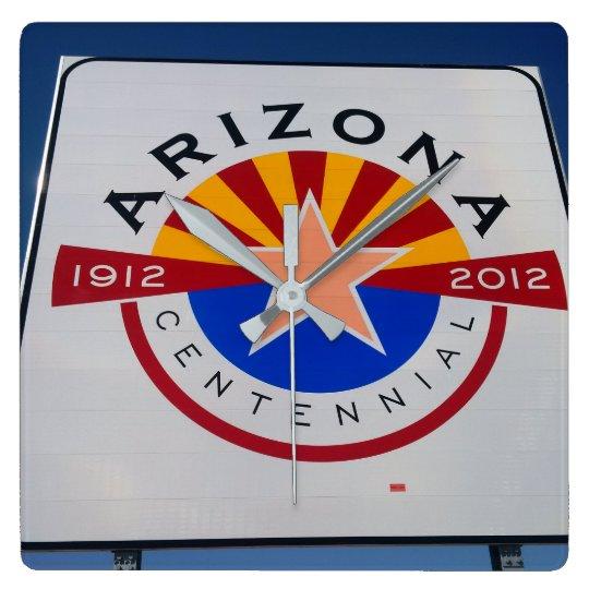 Reloj de pared centenario de la muestra de Arizona
