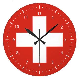 Suizo relojes suizo relojes de pared - Reloj pintado en la pared ...