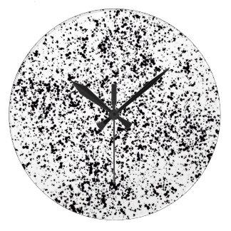 Reloj de pared dálmata