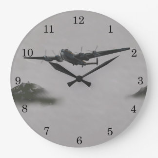 Reloj de pared de Avro Lancaster