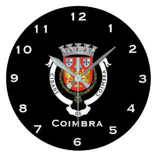 Reloj de pared de Coímbra Portugal
