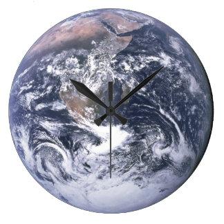 Reloj de pared de los Astronomía-amantes de la tie