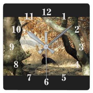Reloj de pared del paraíso de Turquía