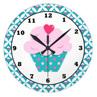 Reloj de pared dulce de la diversión de la magdale