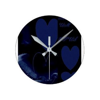Reloj de pared hermoso