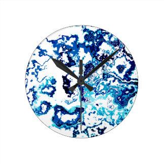 Reloj de pared hermoso (redondo, grande, o