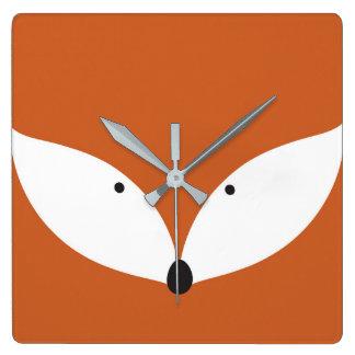 Reloj de pared listo del Fox