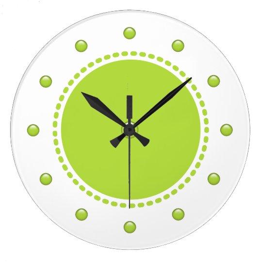 Reloj de pared moderno de la cocina - Relojes modernos de pared ...