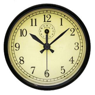 Reloj de pared retro de los años 50