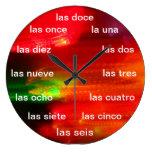Reloj de pelado - Colores de México