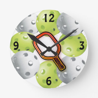 Reloj de Pickleball (medio)