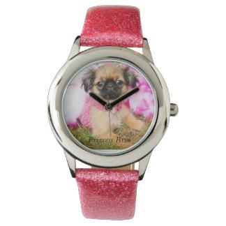 Reloj de princesa Brin