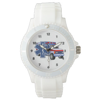 Reloj De Pulsera Ambulancia del ccsme
