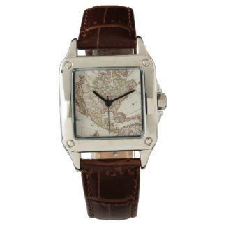 Reloj De Pulsera América Borealis 1699
