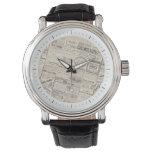 Reloj De Pulsera Anuncios franceses antiguos - productos para las