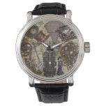 Reloj De Pulsera Aparatos mecánicos industriales de vintage de vapo