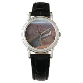 Reloj De Pulsera ARIZONA - curva de herradura A - roca roja