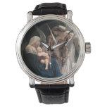 Reloj De Pulsera Arte del Victorian del vintage, canción de