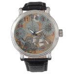 Reloj De Pulsera Arte náutico vintage