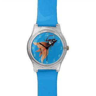 Reloj De Pulsera Arte surrealista de la original de la fantasía del
