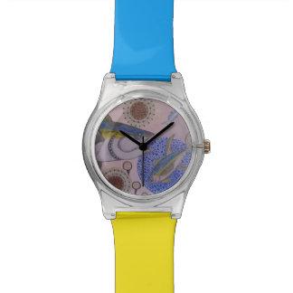 Reloj De Pulsera Atún de trucha salmonada