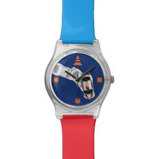 Reloj De Pulsera AUTOX-Blanco