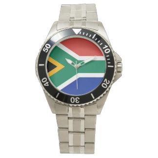 Reloj De Pulsera Bandera de Suráfrica - Vlag van Suid-Afrika