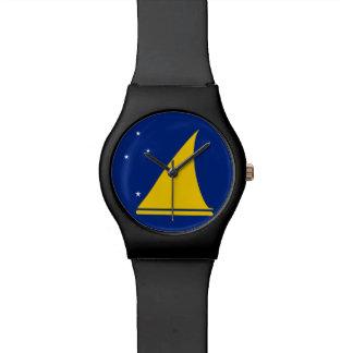 Reloj De Pulsera Bandera de Tokelau