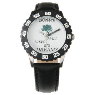 Reloj De Pulsera Bonsais