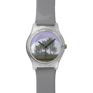 Reloj De Pulsera Bonsais del pino - 3D rinden