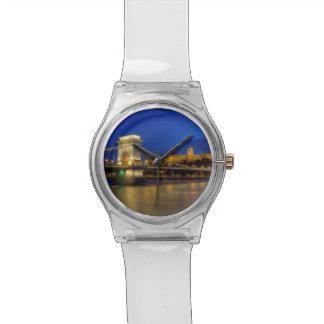 Reloj De Pulsera Budapest, Hungría