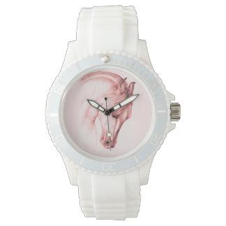 Reloj De Pulsera Caballo andaluz bonito