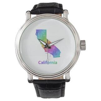 Reloj De Pulsera California