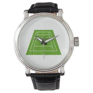 Reloj De Pulsera Campo de tenis