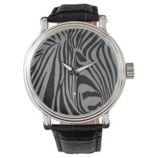 Reloj De Pulsera Cebra