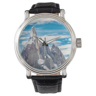 Reloj De Pulsera Cerro Torre Parque Nacional Los Glaciares