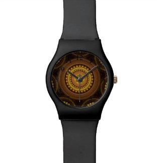 Reloj De Pulsera Círculos del fractal
