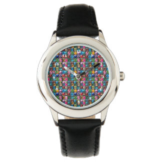 Reloj De Pulsera Colección de la chispa de las piedras preciosas de