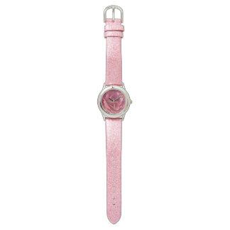 Reloj De Pulsera Color de rosa rosado