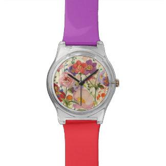 Reloj De Pulsera Couleur Printemps