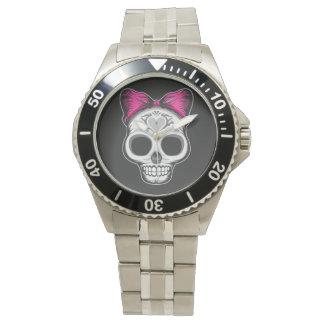 Reloj De Pulsera Cráneo del azúcar