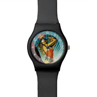 Reloj De Pulsera Cubierta cómica nuevos 52 #7 de la Mujer Maravilla