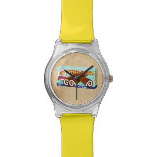 Reloj De Pulsera Cuerno Rolls del unicornio