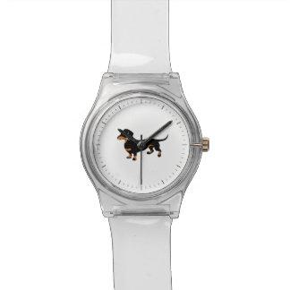 Reloj De Pulsera Dachshund lindo - perro de Doxie