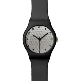 Reloj De Pulsera Deporte de la pelota de golf