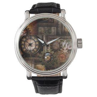 Reloj De Pulsera Diseño maravilloso del steampunk